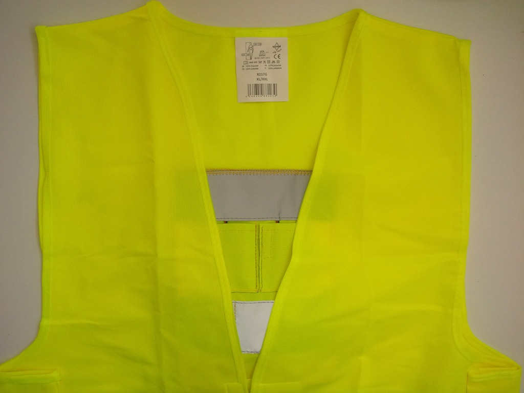Gilet breakaway détachable